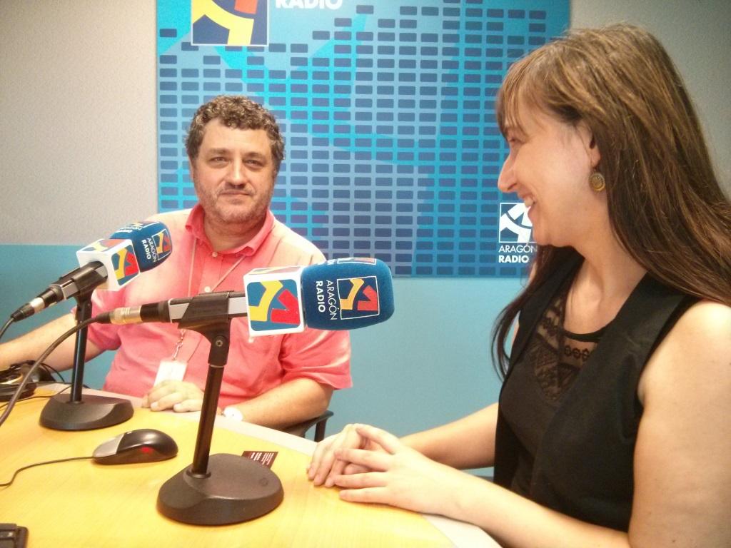 """Aragón Radio. """"De puertas al campo"""" 21.09.2014."""