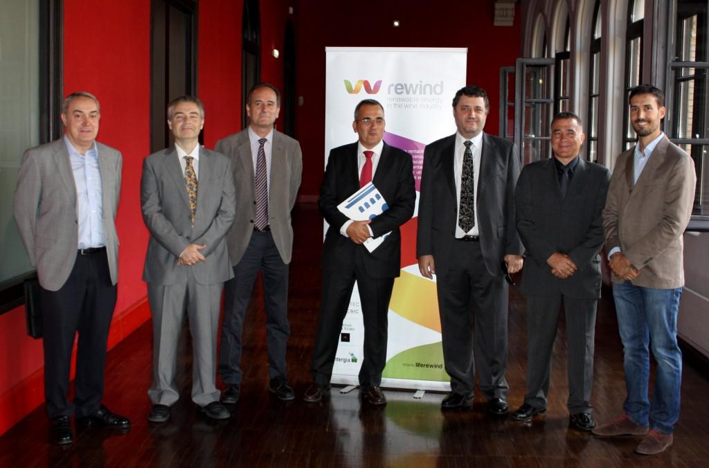 Presentación oficial del proyecto. Edificio Paraninfo. Zaragoza 15/09/2014.